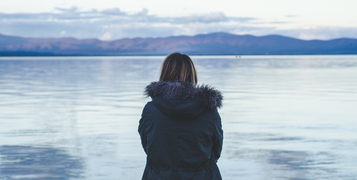Mourning alone